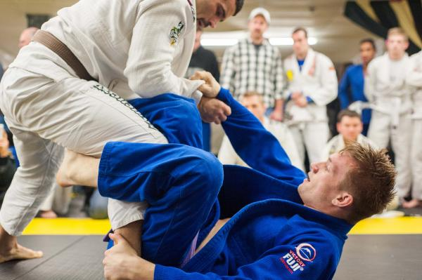 On Not Giving a Sh*t about BJJ: Don't Judge