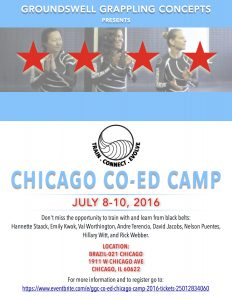 GGC Chicago Co-Ed Camp