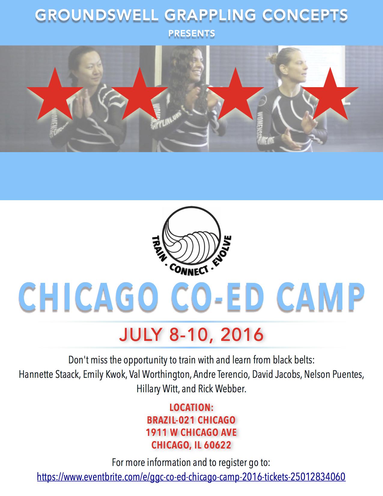 GGC Chicago Co-Ed Camp
