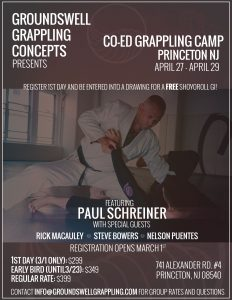 GGC Co-Ed event featuring: Paul Schreiner with special guests - Steve Bowers, Rick Macauley and Nelson Puentes
